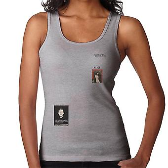 A.P.O.H Munch Fear Of Photography Quote Women's Vest