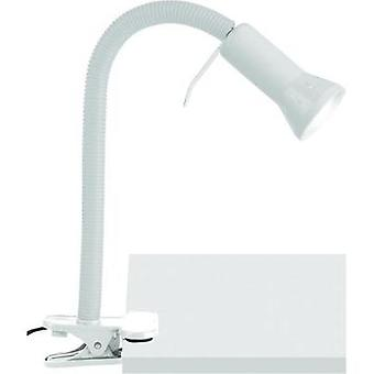 Clip lamp Energy-saving bulb E14 40 W Brilliant