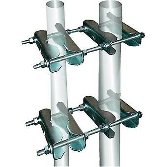 Mast mount A.S. SAT 46200 Suitable for pole Ø (max.): 60 mm
