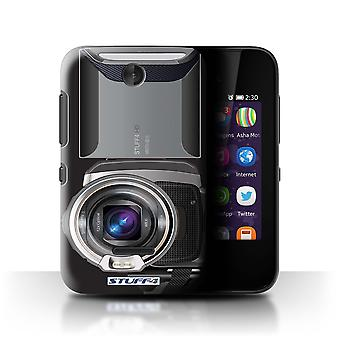 STUFF4 Case/Cover for Nokia Asha 230/Video Camcorder/Camera