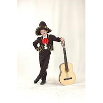 Dimasa Mariachi Costume Child Size 11 To 14 Years (Enfants , Jouets , Deguisements)