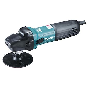 Makita SA5040C Angle Sander Polisher 125 Mm 2.000-7.800 rpm