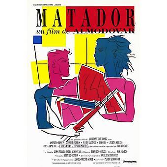 Matador Movie Poster Print (27 x 40)