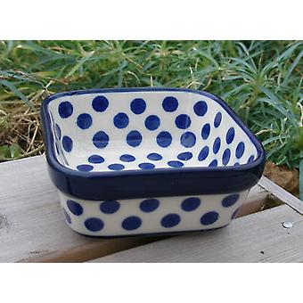 Square Bowl, 9.5 x 9.5 cm, height 4,5 cm, tradition 24 - BSN 7572