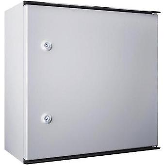 Rittal 1434.500 unsaturated, glass reinforced polyester Plastic Wall Mount Switching Cabinet Enclosure IP66 Light grey (