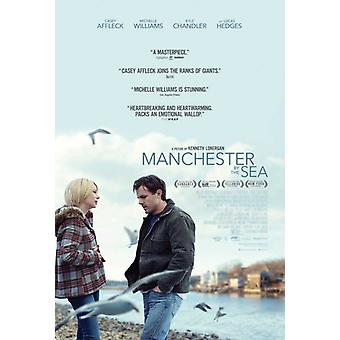 Manchester durch das Meer Movie Poster (11 x 17)