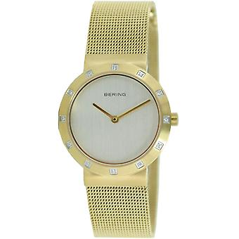 Bering ladies slim watch clock classic - 10629-334 Meshband