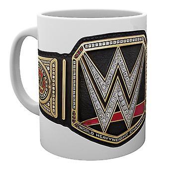 WWE titlen bælte krus