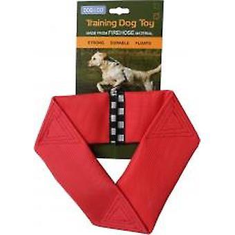 Hund & Co Firehose hund legetøj Flyer assorteret (pakke med 3)