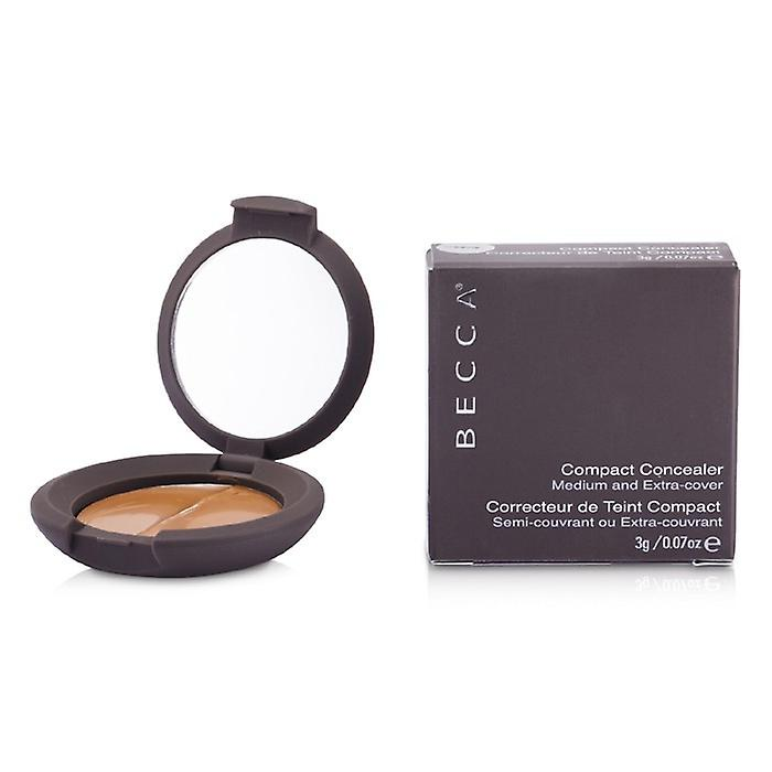 Becca Compact Concealer Medium & Extra Cover - # Treacle 3g/0.07oz