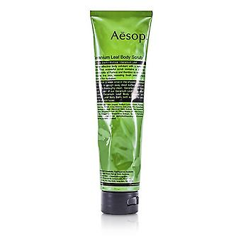 Aesop Geranium Leaf bodyscrub (Tube) 170ml / 5.7 oz