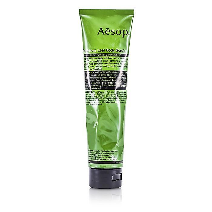 Æsop Geranium blad Body Scrub (Tube) 170ml / 5.7 oz