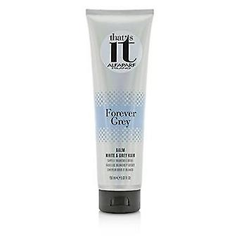 Alfaparf That's It Forever Grey Balm (For White & Grey Hair) - 150ml/5.07oz