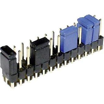 Shorting jumper Contact spacing: 2.54 mm econ connect SHBLG Content: 1 pc(s)