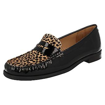 Ladies Van Dal Smart Loafers Hampden