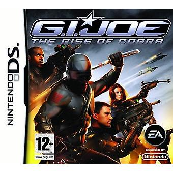 GI Joe Rise of Cobra Nintendo DS spil
