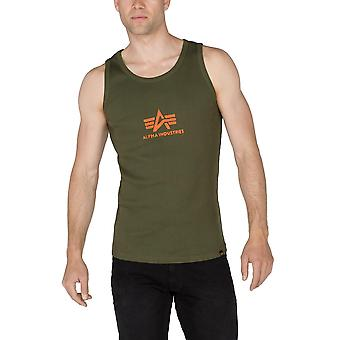 Alpha industries tank top logo tank