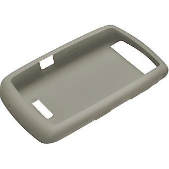 OEM Blackberry Storm Thunder Grey Rubber Skin Case