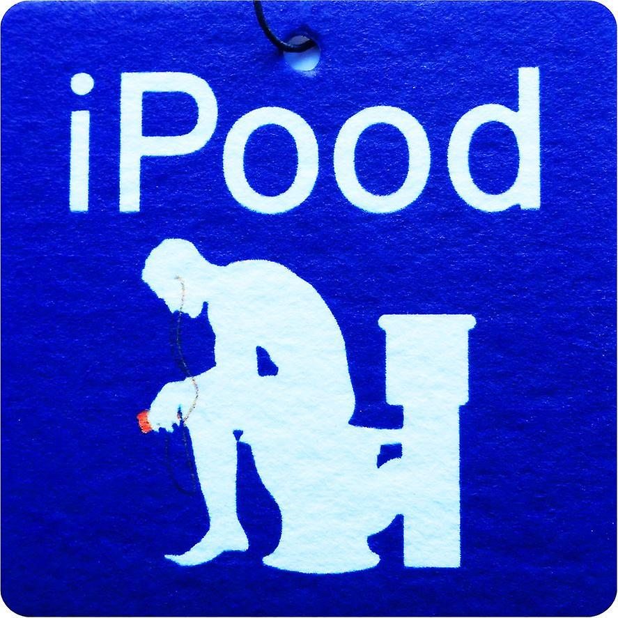Ipood Guy Car Air Freshener