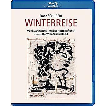 Various Artist - importación de Estados Unidos Schubert [Blu-ray]
