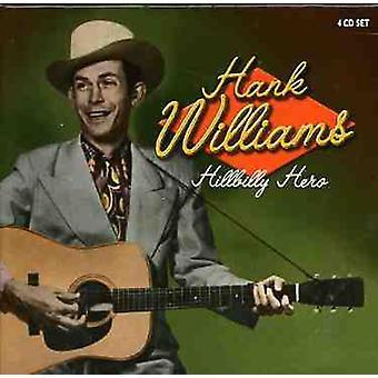 Hank Williams Sr. - Hillbilly bohatera [CD] USA import