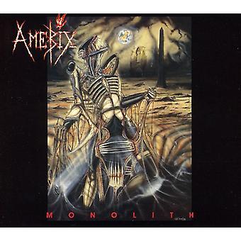 Amebix - Monolith [CD] USA importerer