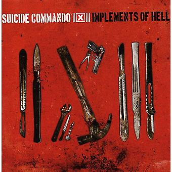 Suicide Commando - instruments d'importation USA Hell [CD]