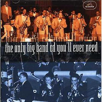 Kun Big Band CD du vil Eve - kun Big Band CD du nogensinde Nielsen [CD] USA import