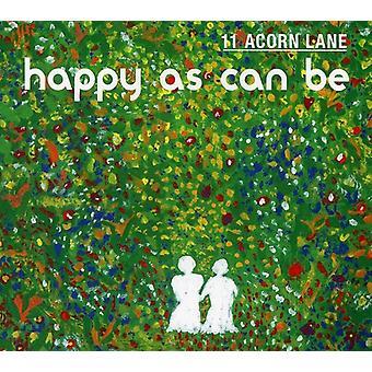 11 acorn Lane - feliz como importación de Estados Unidos puede ser [CD]