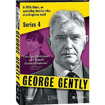George Gently: Series 4 [DVD] USA import