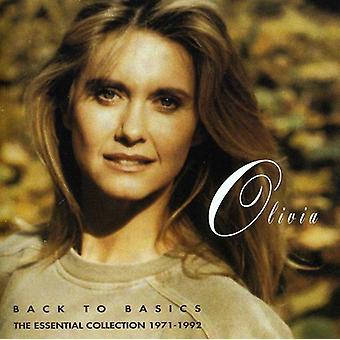 Olivia Newton-John - Back to Basics-Essential Colle [CD] USA import