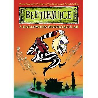 Beetlejuice: A Halloween Spooktacular [DVD] USA import