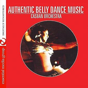 Casban Orchestra - Authentic Belly Dance Music [CD] USA import