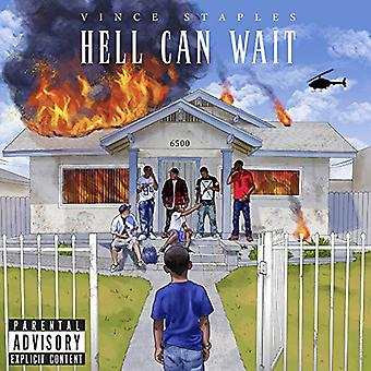 Vince Staples - Hell Can Wait [CD] USA import