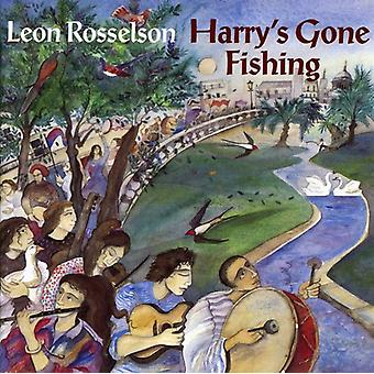 Leon Rosselson - Harrys gået fiskeri [CD] USA import
