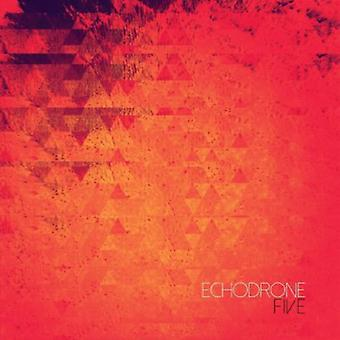 Echodrone - fem [CD] USA import
