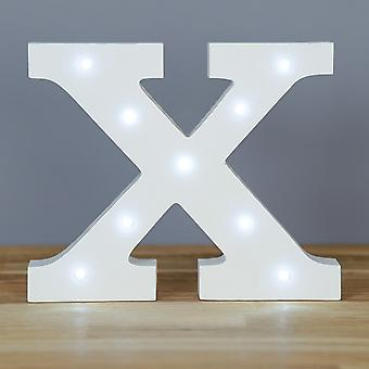 LED letter - Yesbox lights letter X