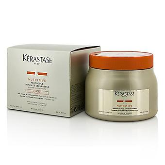 Kerastase Nutritive Protocole Immunité Sécheresse Soin N°1 Durable Nourishment Anchoring Care (For All Dry Hair) 500ml/16.9oz