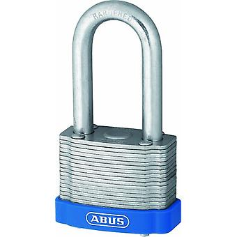 ABUS Rolled steel padlock 30mm Extra Long Bow Blue 41 / 30Hb50