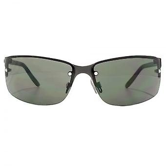 STORM Penthus Sunglasses In Gunmetal Green