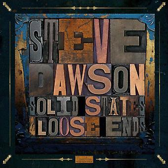 Steve Dawson - løse ender & Solid stater [CD] USA import