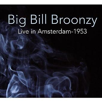 Big Bill Broonzy - Live 1953 [CD] USA import