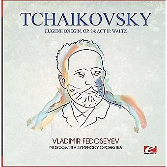 Tchaikovsky - Eugene Onegin Op 24: Act II: Waltz [CD] USA import
