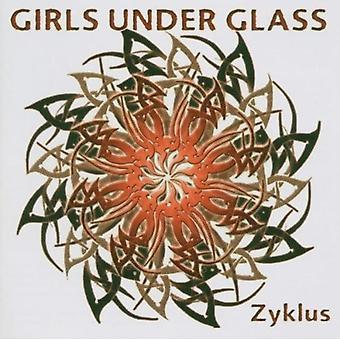 Piger Under glas - Zyklus [CD] USA importerer