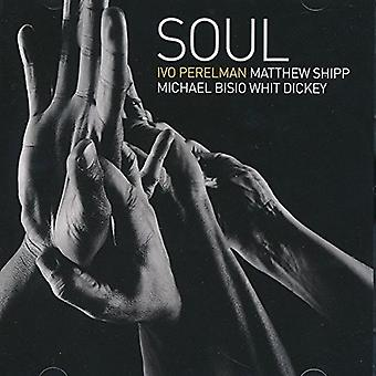 Perelman, Ivo / Shipp, Matthew / Bisio, Michael - sjæl [CD] USA import