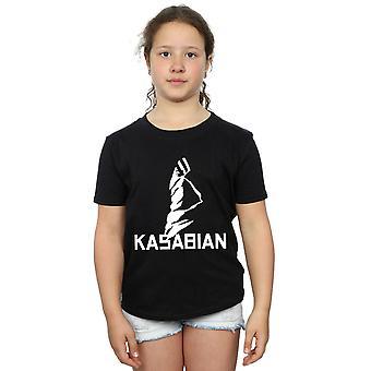 Kasabian piger Ultraface Logo T-Shirt
