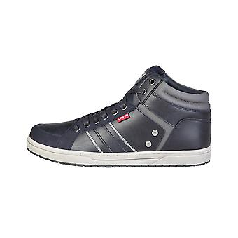 Levis Sneakers Men Blue