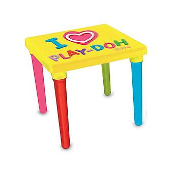 Play Doh My First Activity Table/Chair Set with Creativity Pack (CPDO016)