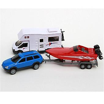 Motor Zone Speed Touring Playset