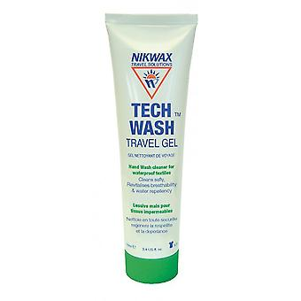 Nikwax Tech Wash Travel Gel - 100ml
